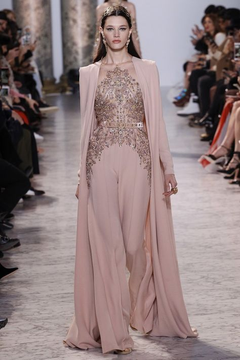 Os destaques da semana de alta-costura de Paris | Fashion, Elie saab couture, Runway fashion
