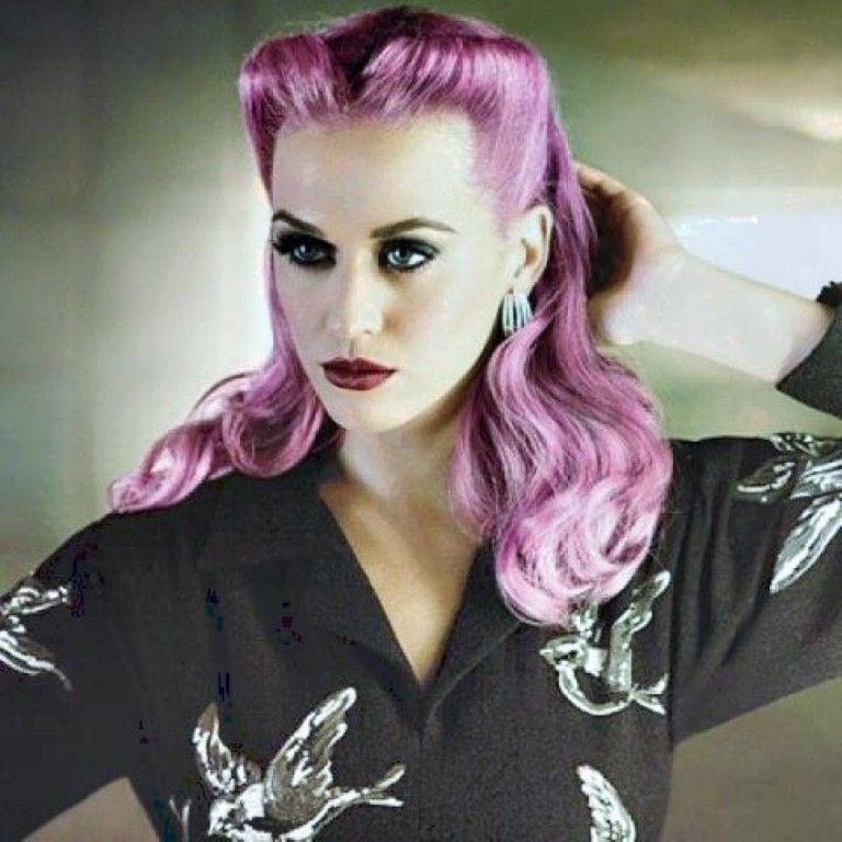 How To Do Rockabilly Hairstyles For Long Hair Rockabilly Kapsels Retro Kapsels Retro