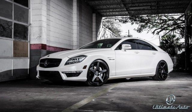 2014 CLS63 AMG Black | Mercedes-Benz CLS 63 AMG by Ultimate Auto