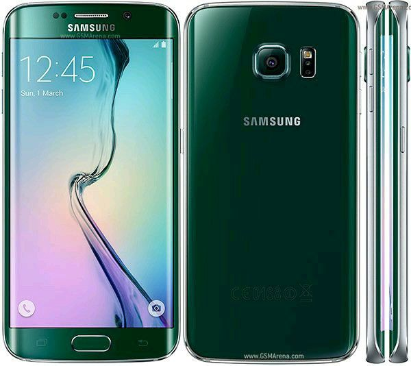 Samsung Galaxy S6 Edge Emerald Green Samsung Galaxy S6 Edge Samsung Galaxy S6 Samsung Galaxy
