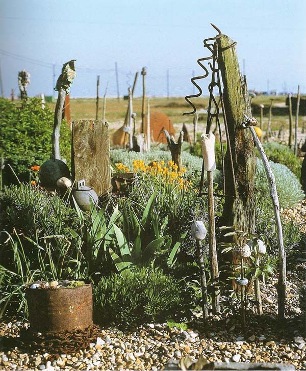 Positivelite Com The Happy Gardener Garden Art Garden Garden Inspiration