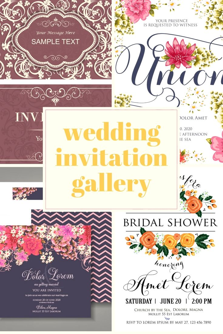 Awesome wedding invitation cards wedding invitation in