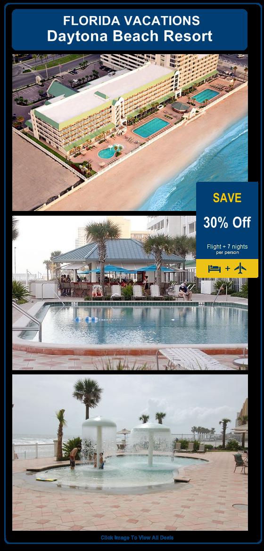 Daytona Beach Resort Florida All