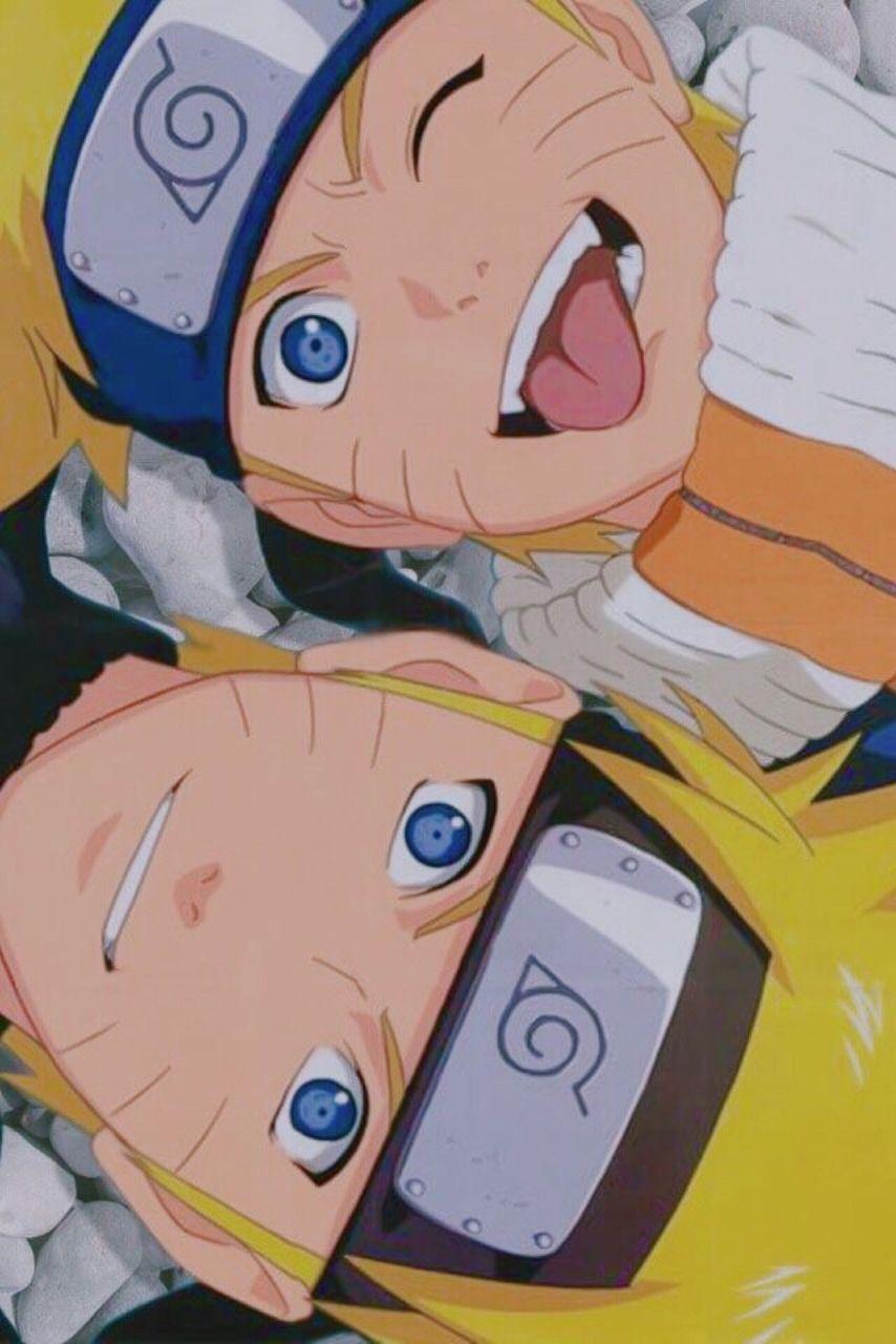 Photo of Naruto Uzumaki uploaded by my self on We Heart It