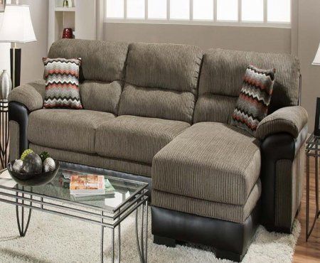 Chelsea Home Furniture Arya GENS Sectional with Accent