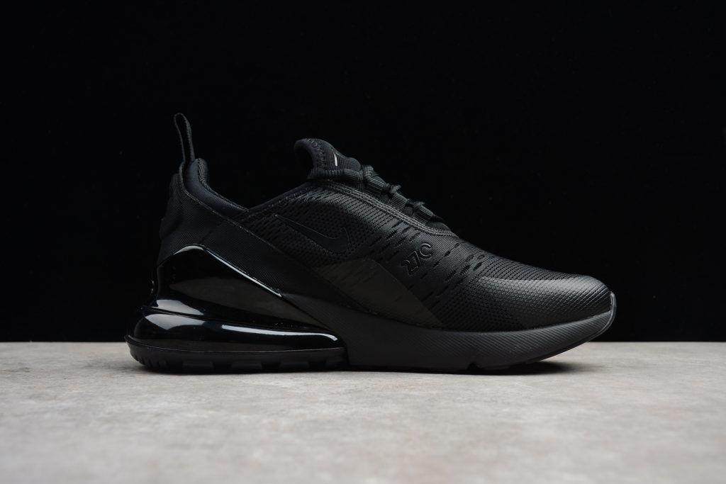 huge discount d2563 40b71 Mens-Nike-Air-Max-270-Black-Black-Black-1