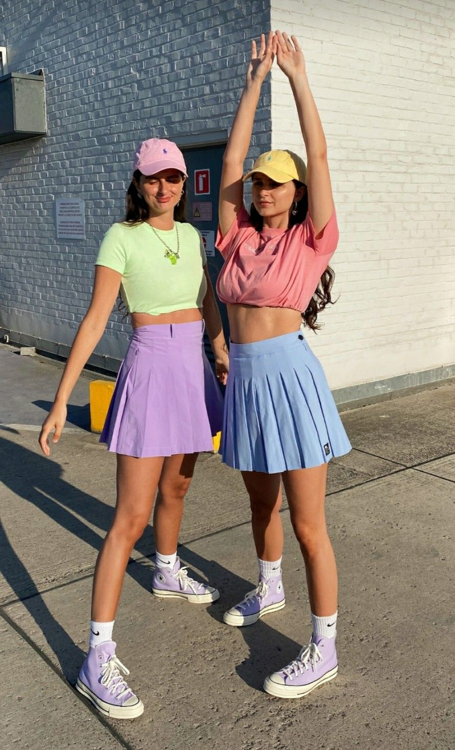 Pastels In 2020 Tennis Skirt Outfit White Pleated Tennis Skirt White Tennis Skirt