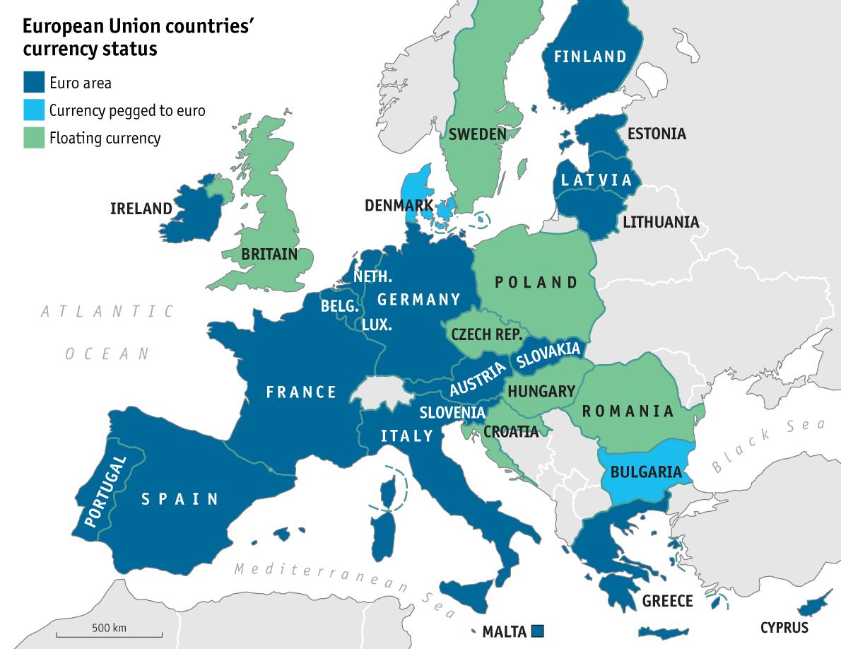 European economy guide Taking Europe s pulse The Economist