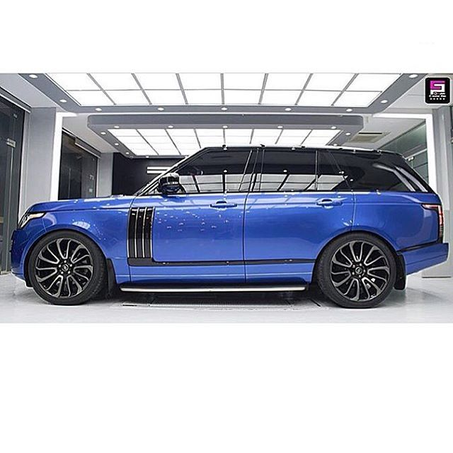 Land Rover Suvs: Range Rover, Cars And