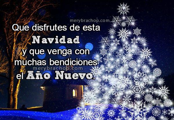 Frases Para Felicitar Las Fiestas De Navidad Y Ano Nuevo.Feliz Navidad Mensaje Buenos Deseos Ano Nuevo Frases De