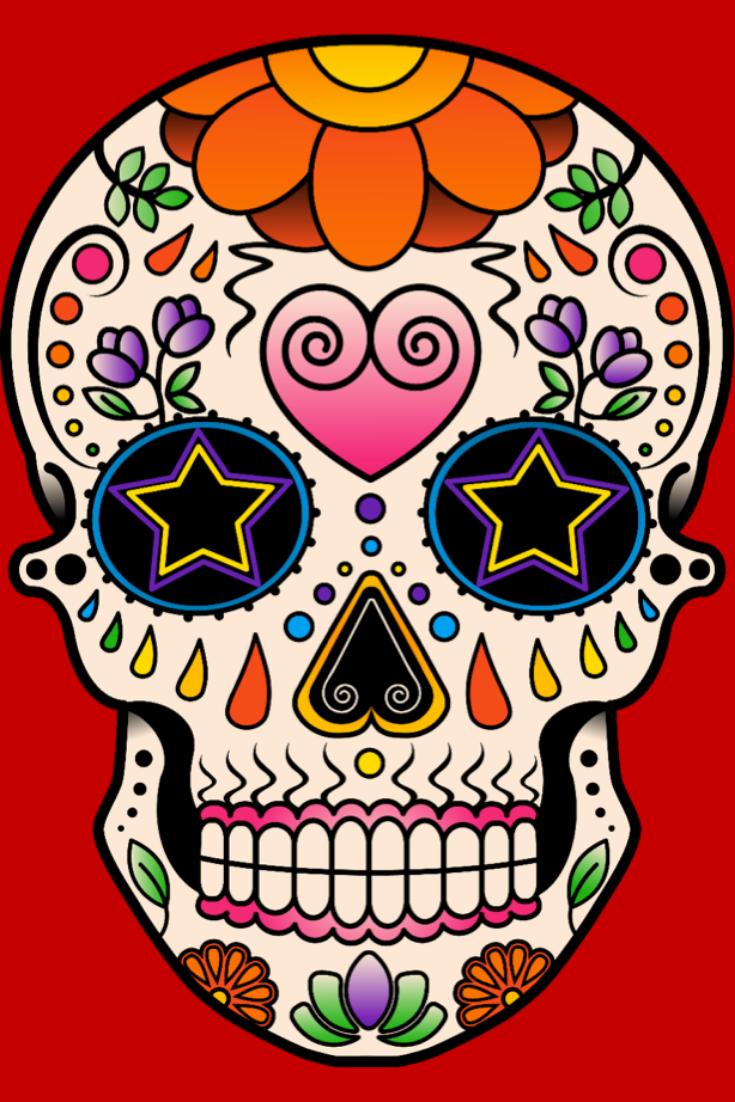 Dessiner Un Crane Mexicain Sugar Skull Tattoos Day Of The Dead