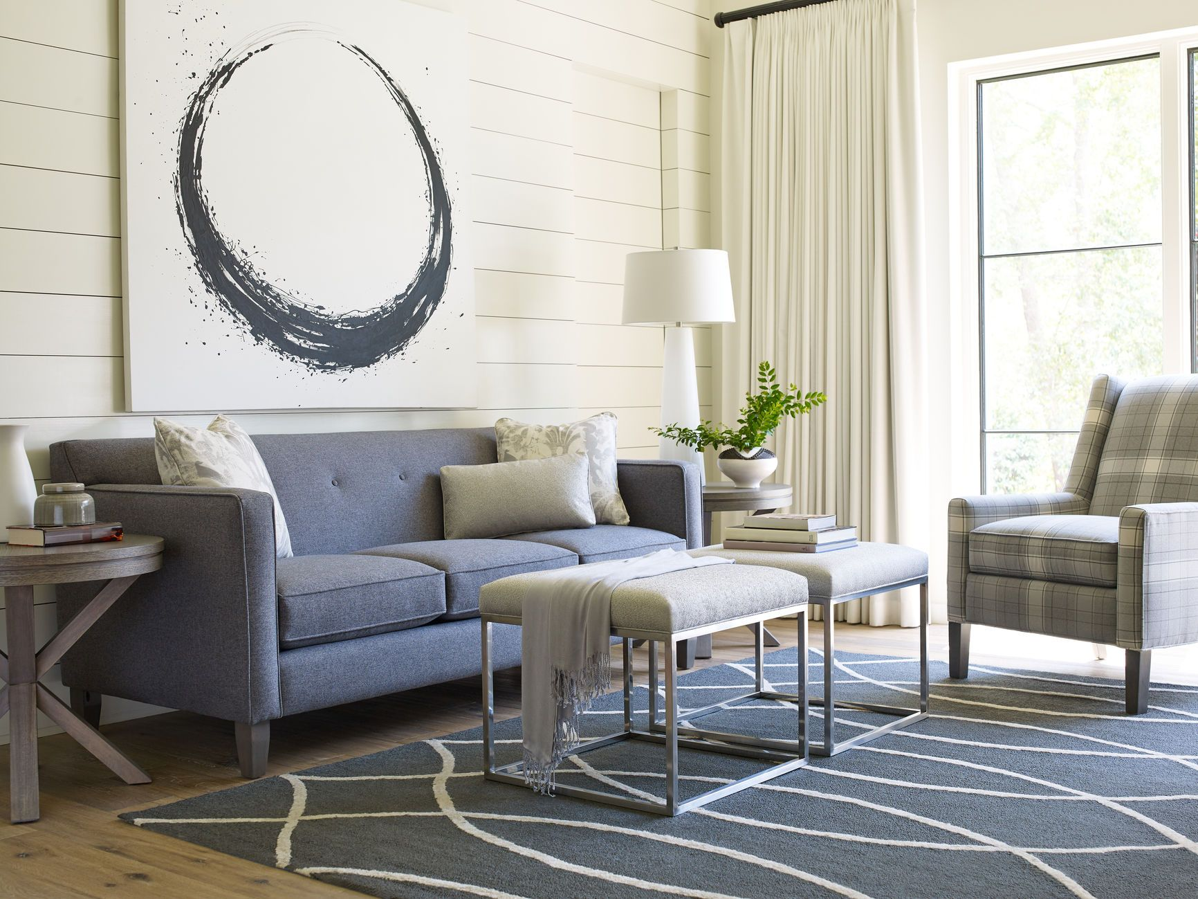 Rachael Ray Home The Highline Collection Design By Gahs Furniture Living Room Sofa Craftmaster Furniture