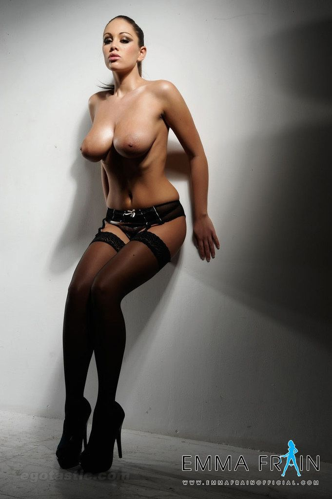 Girls model frain emma british