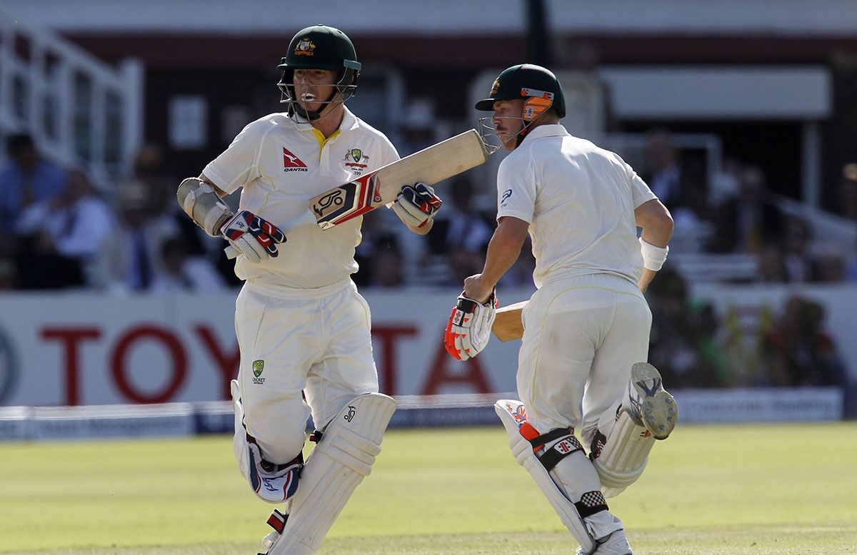 Australia in command at Lord's (With images) Australia