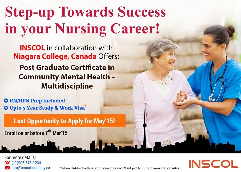 Pin On Nursing Courses Canada