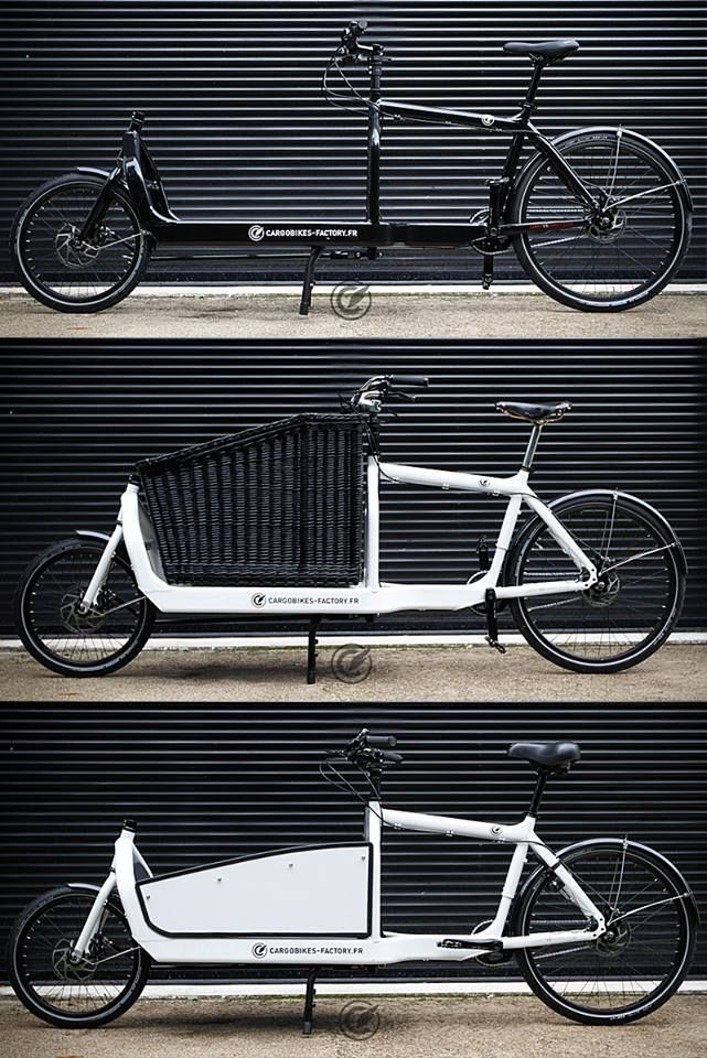 Bullitt Cargo Bike Configurations Cargo Bike Bullitt Cargo Bike Cool Bicycles