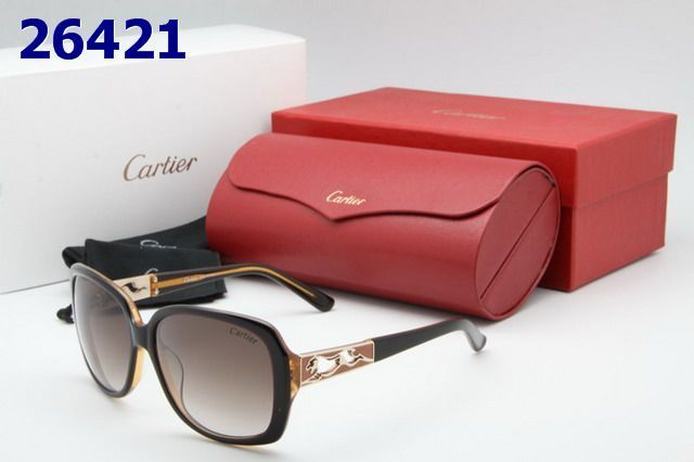 Fashion New Cartier Sunglasses Online-004