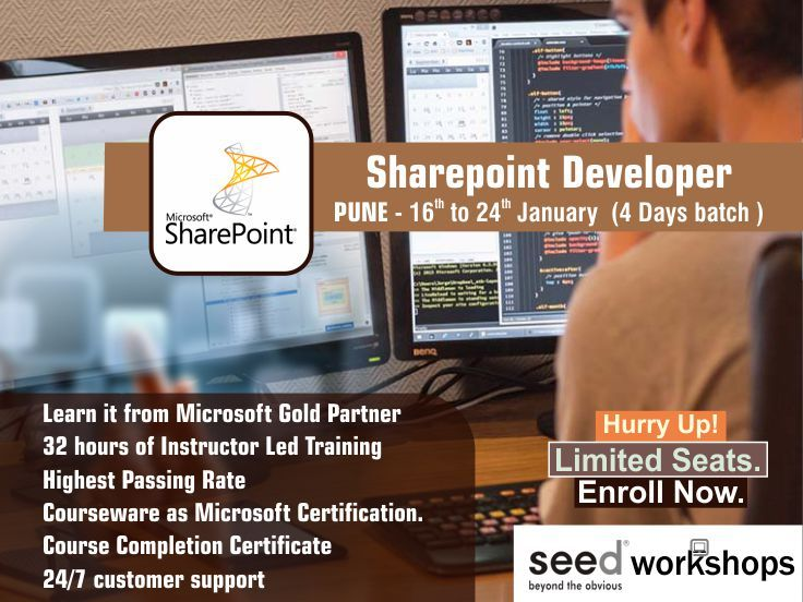 Microsoft Sharepoint Training In Pune Microsoft Sharepoint