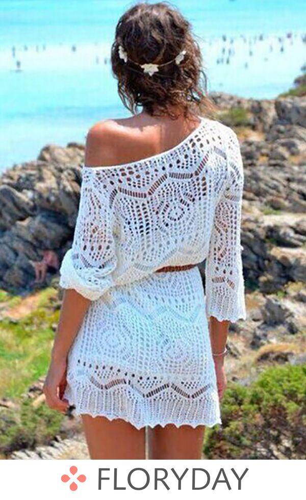 Schlingen Bade Cover-Ups #summerswimwear