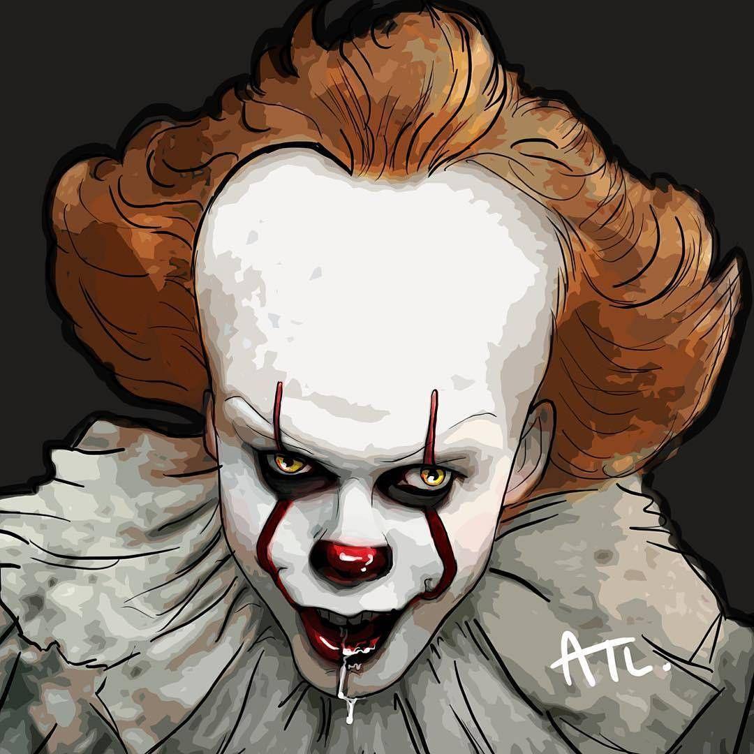 Pennywise The Dancing Clown On Instagram Repost Annietrix Art