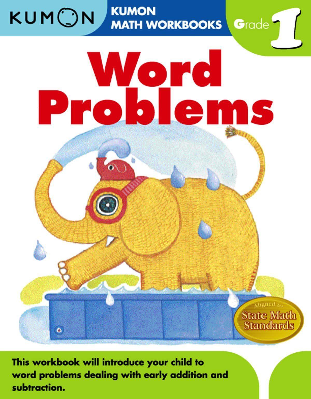 Kumon Maths Worksheets Printable Word Problems Grade 1
