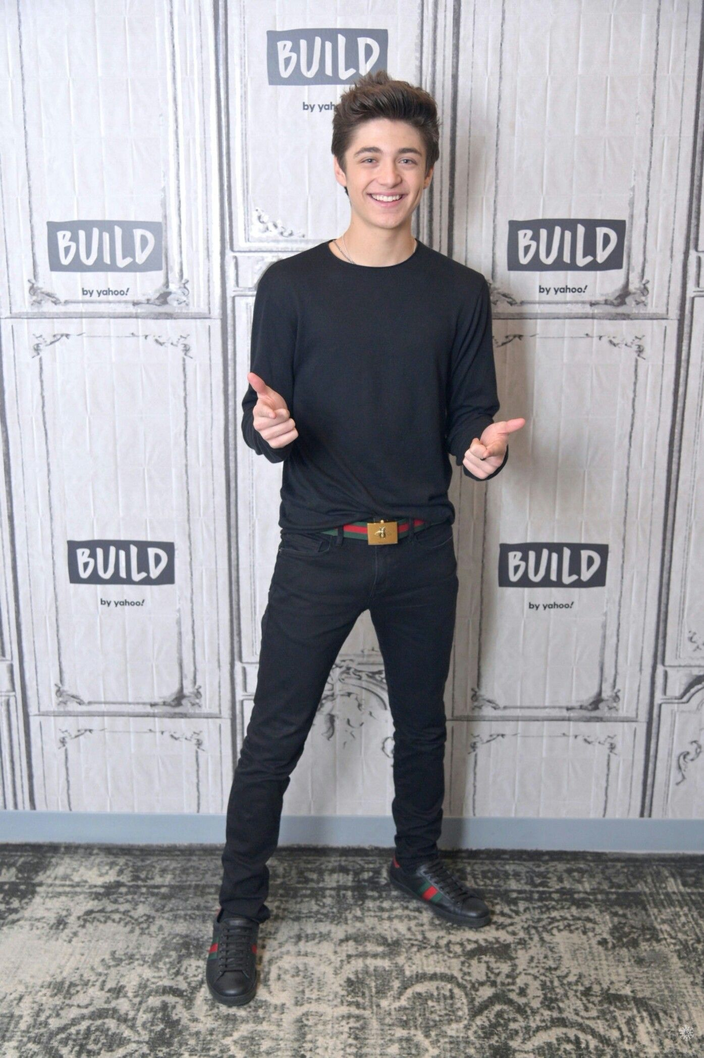 Pin by Therese on Asher Angel in 2020 Tv series, Asher