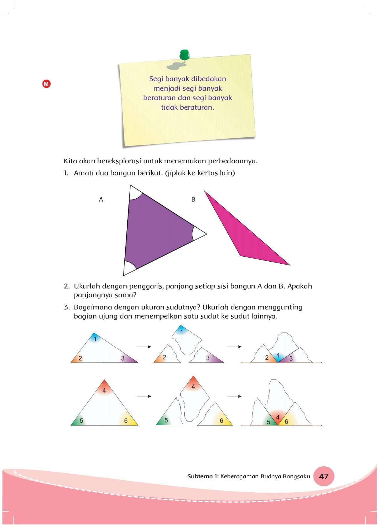 Bangun Contoh Benda Segi Banyak Beraturan Di 2021 Guru Matematika Ilmu Sosial