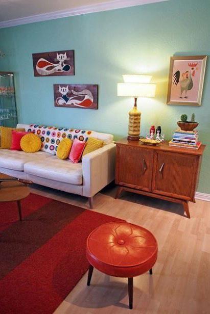 Room Design Ideas Popular Living Room Decor Simple Home Interior Design Living Room 20181025 Retro Living Rooms Retro Apartment Mid Century Living Room