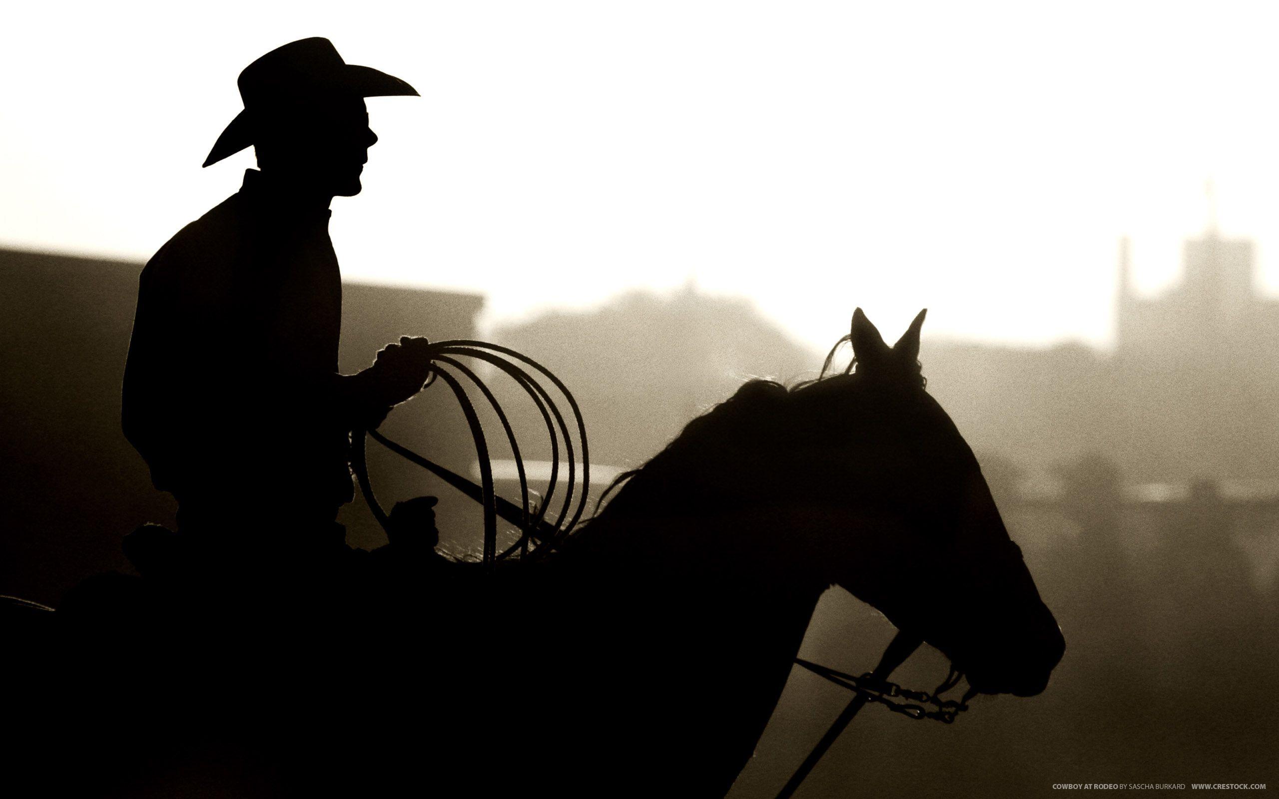 Image Detail For Cowboy At Rodeo Fondos Y Temas Horse Wallpaper Horse Background Horses