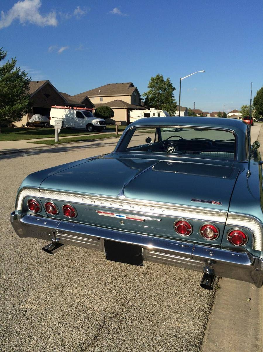 1964 Chevrolet Impala For Sale 1861596 Hemmings Motor News Voiture