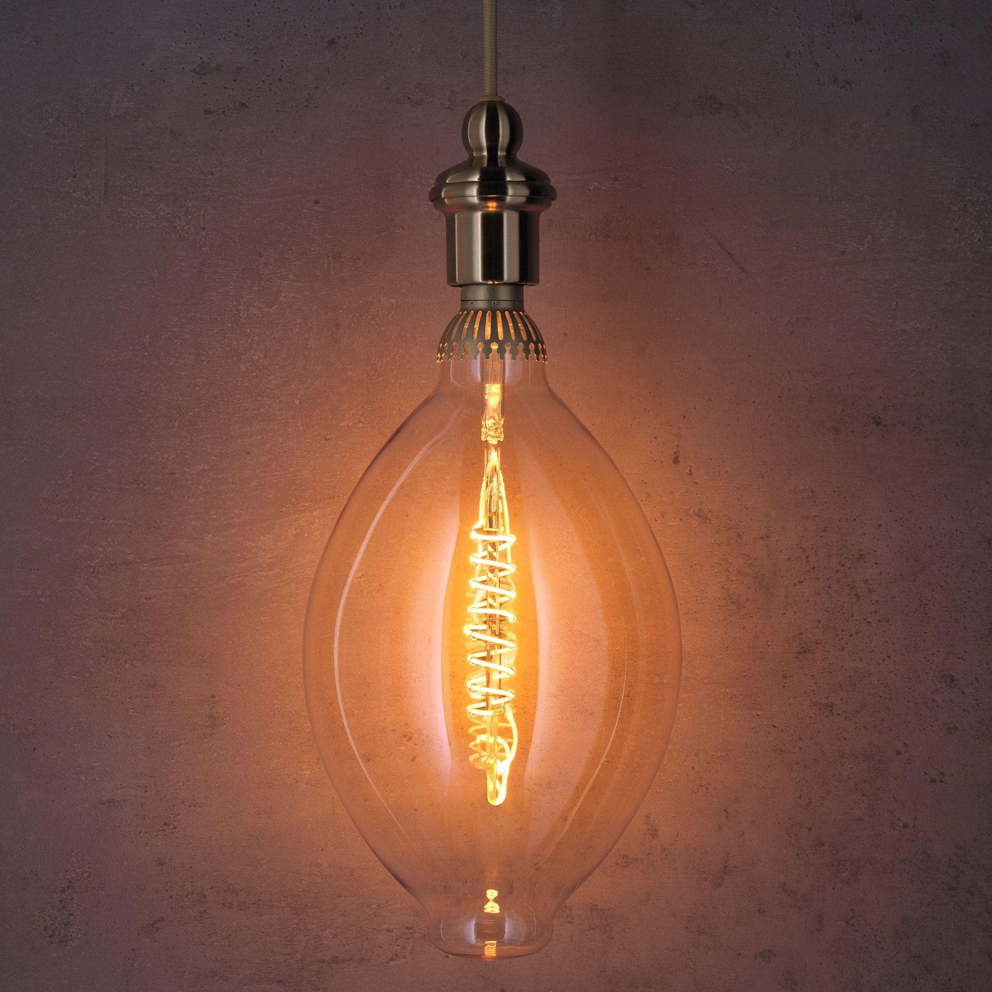 Retro Hängeleuchte Deckenlampen Vintage Industrie Pendelleuchte Lampe E26 LM