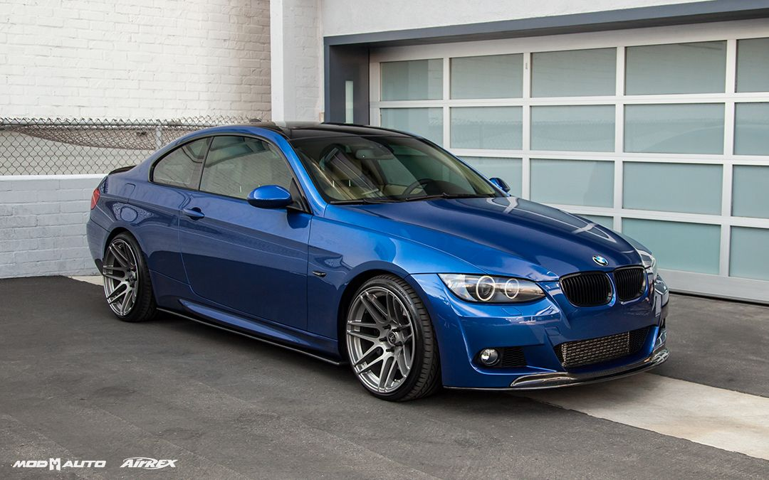 bmw e92 335i with forgestar f14 sdc gunmetal wheels car feature on mppsociety the. Black Bedroom Furniture Sets. Home Design Ideas
