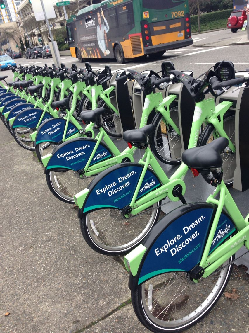 Seattle bike share was awesome Download spotcycle