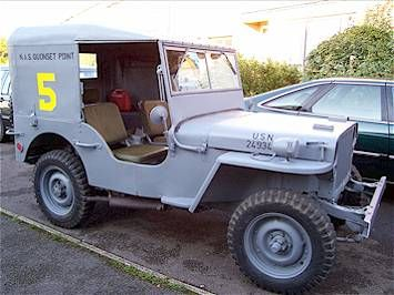 U.S. Navy Jeep / Jeep sirens for sale / Seabees trailer /PE 95 ...