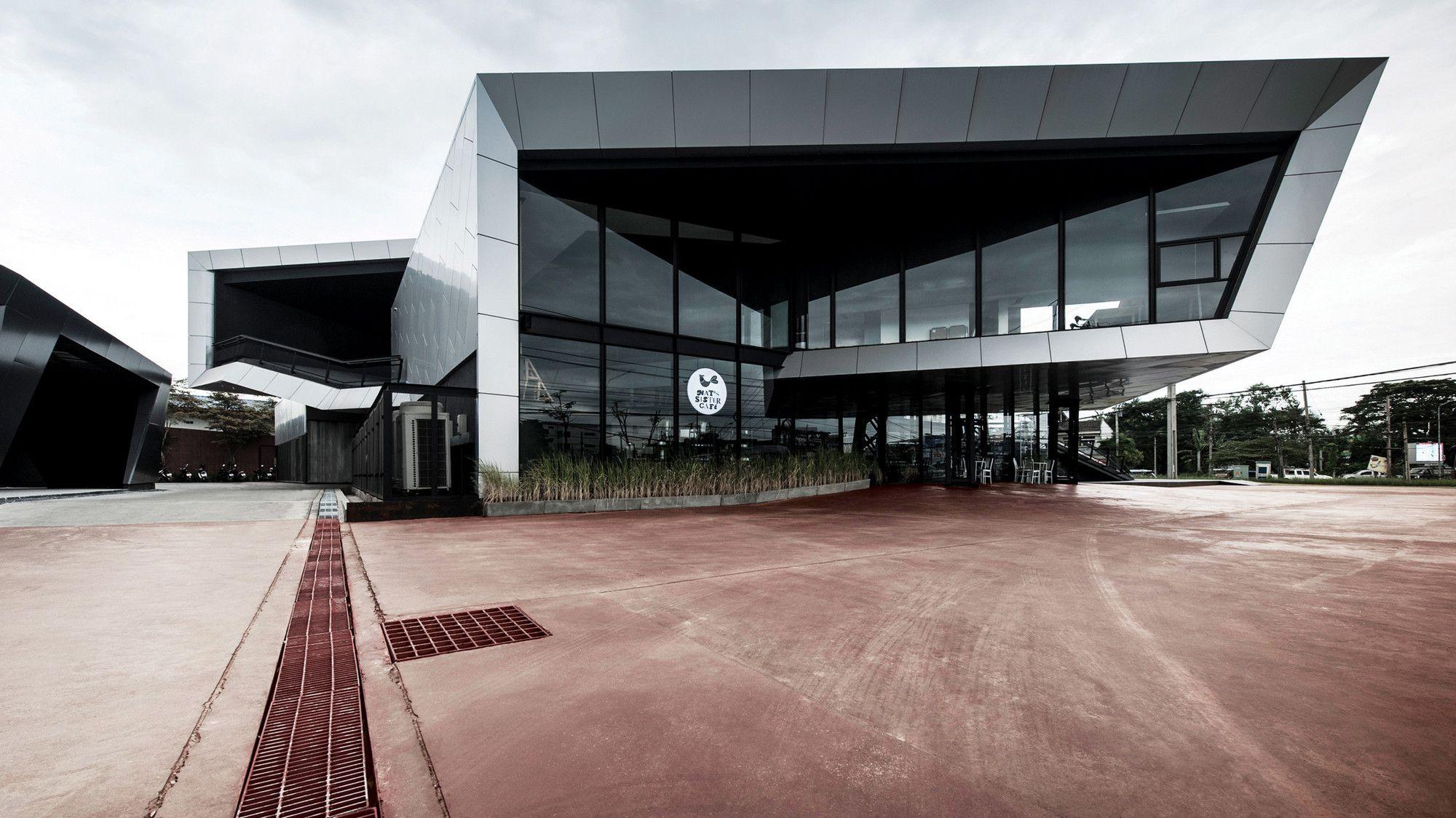 Galería de Oficina Principal de Nat Motor / M space - 18