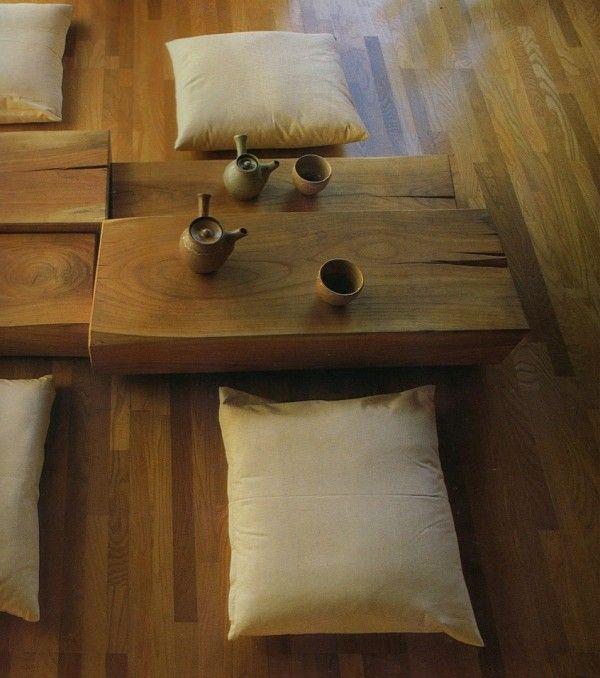 Salon zen une ancienne culture au design tr¨s moderne