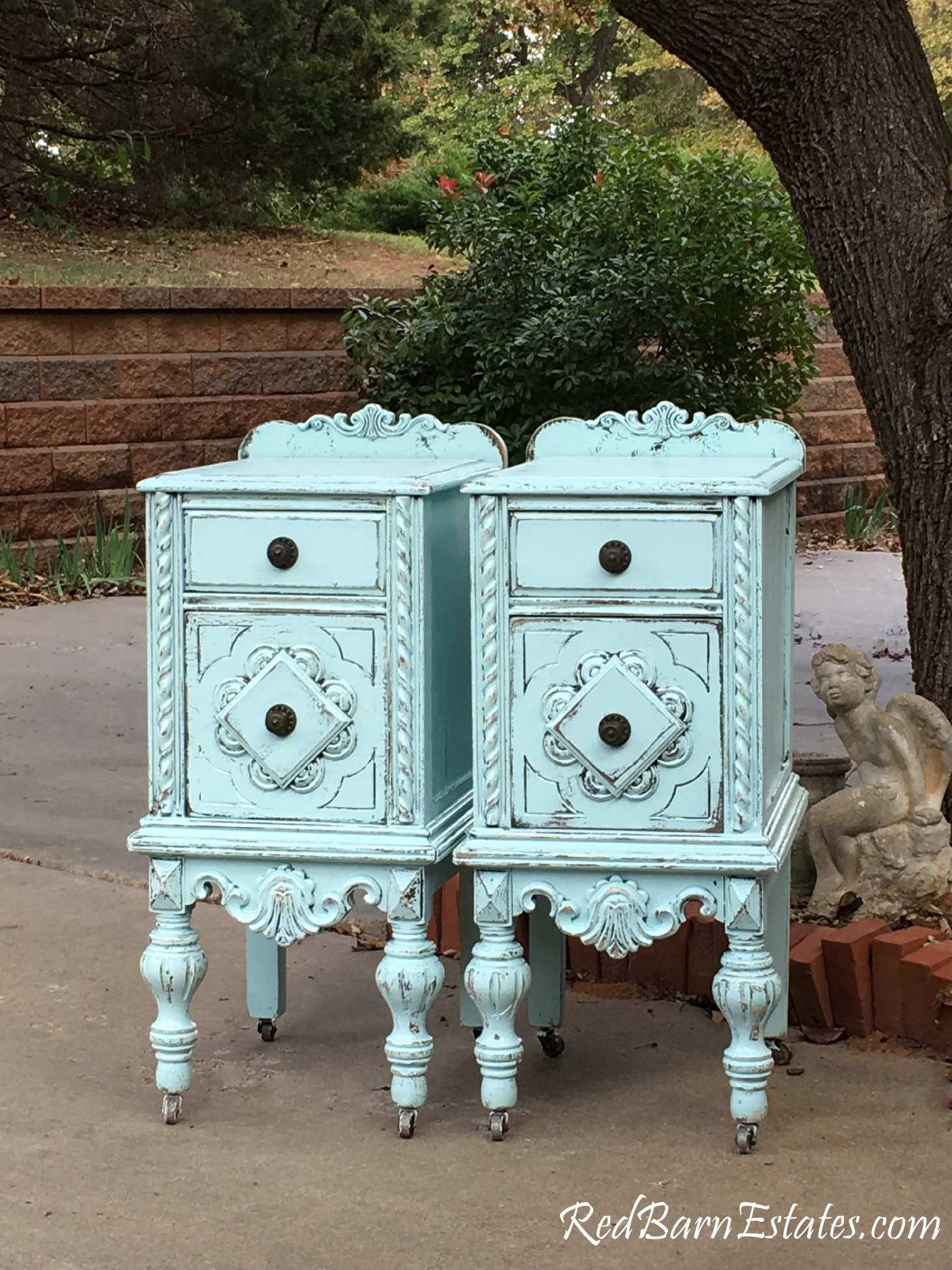 o m g We just finished restoring these incredibly gorgeous