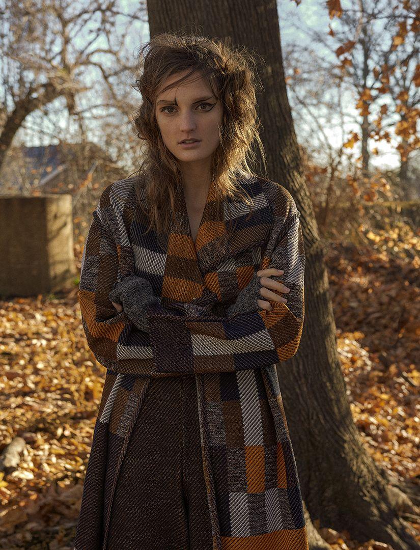 Zee Nunes for Vogue Brazil March 2016