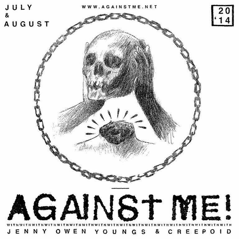 Against me tattoo inspiration