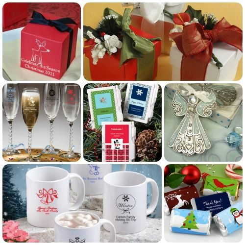 Ideas for client and customer christmas gifts for Holiday gift ideas clients