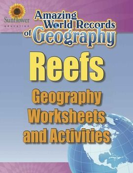REEFS—Geography Worksheets and Activities | Geography ...