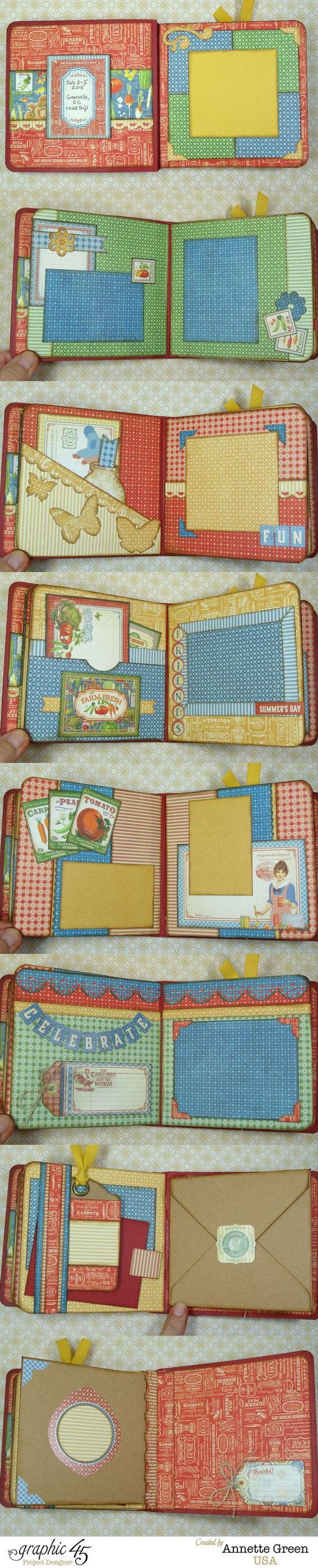 Inicio-Sweet-Home-mixtas-Box-Con-Album-Graphic-45-Spellbinders-Annette-Verde-01-de-11