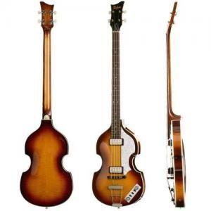 Bass Guitar Hofner Violin Bass Hct 500 1 Contemporery Sunburst Guitar Bass Guitar Violin