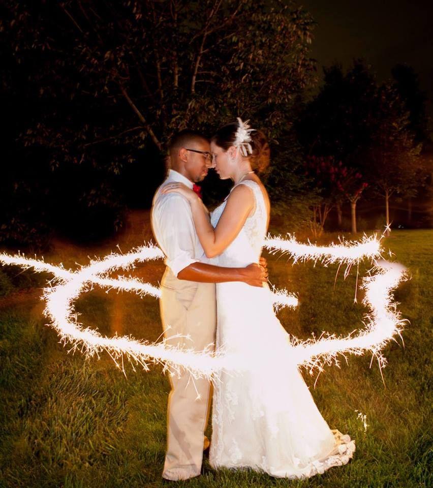 Katie & Joe's Breathtaking Backyard Wedding By