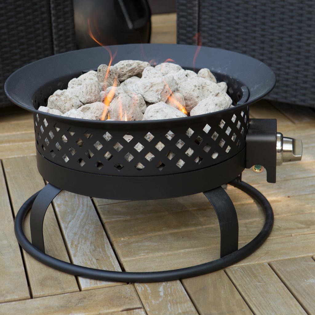 Diy Portable Propane Fire Pit Fire Pit Portable Fire
