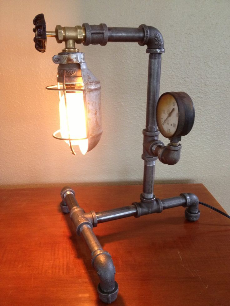 Antique Desk Lamp antique desk lamp | vintage antique steampunk desk or table lamp