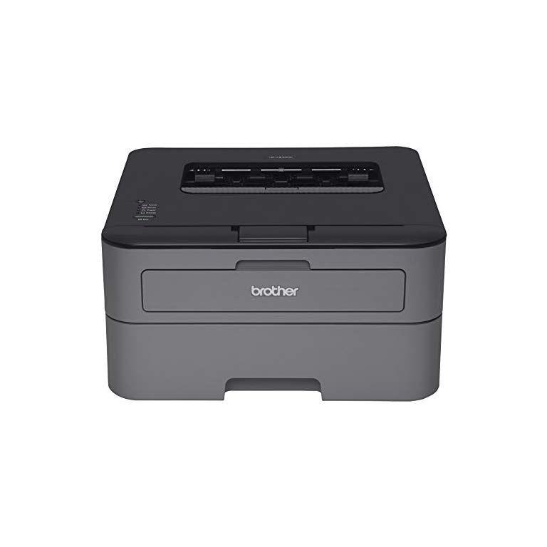 Brother Hl L2300d Monochrome Laser Printer With Duplex Printing Laser Printer Printer Monochrome