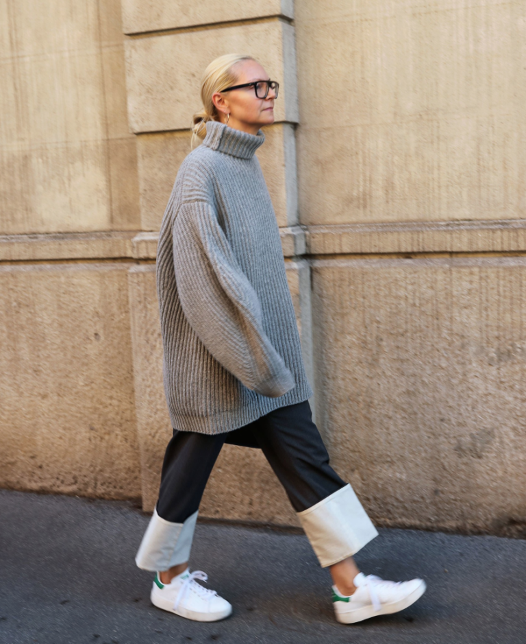 Street Style Over Forty