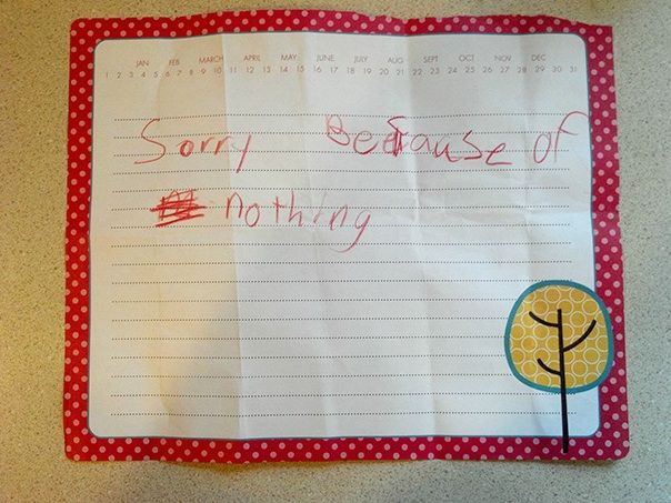Hilariously Honest Notes From Kids