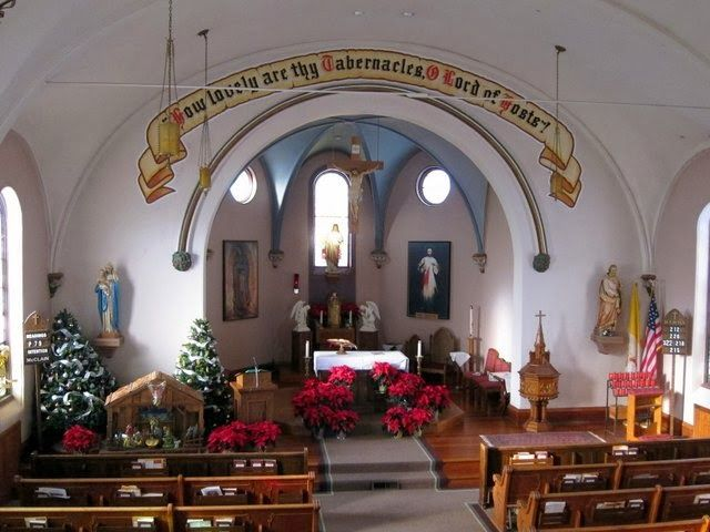 Backs of People's Heads and Baby Faces: Five Favorites: My Favorite Churches to Visit
